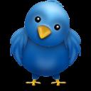 Читать новости блога в Твиттере